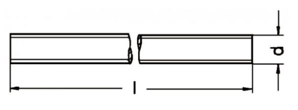 DIN975 threaded rod