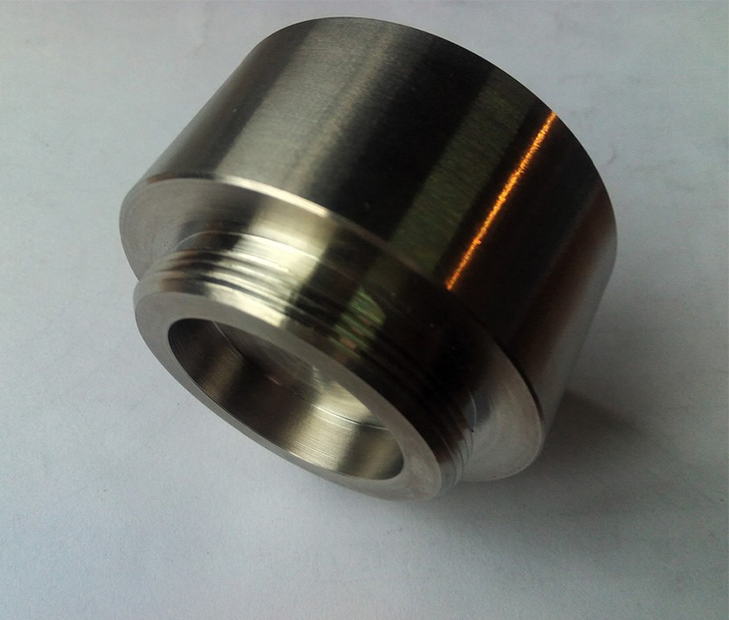 producing titanium parts