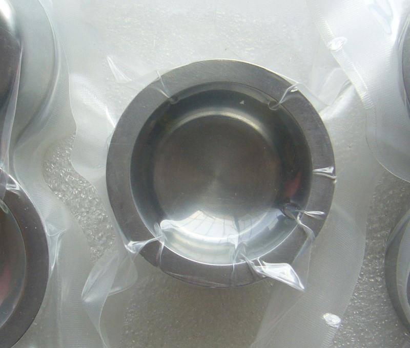 Tungsten parts