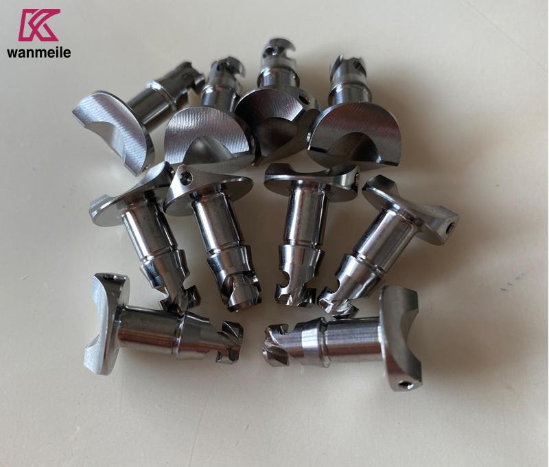 Ti6al4v titanium dzus fasteners